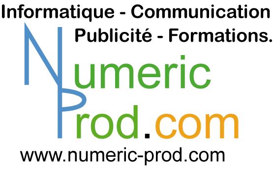 Numeric Prod - Création de Site Internet et Services Informatique en Martinique - Agence de Communication Multimédia Aux Antilles